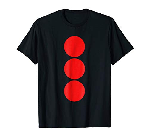 Twister Game Halloween Group Costume Matching T-Shirt