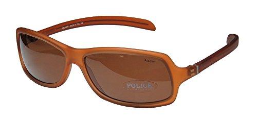 Police 1386 Mens/Womens Designer Full-rim 100% UVA & UVB Lenses Sunglasses/Shades (62-0-0, - Police Sunglasses Italy
