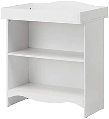 Ikea Solgul 303.627.40 - Mesa cambiadora, Color Blanco: Amazon.es ...