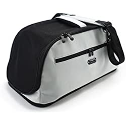 Sleepypod Air Adjustable Airline Carrier--SILVER