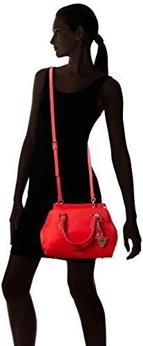 Marc Cain Hb Tj.03 W14 - cartera Mujer Rojo (Lipstick)