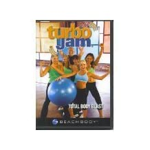 Turbo Jam Total Body Blast DVD by Chalene Johnson