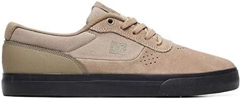 DC SHOE(ディーシーシュー) DC スニーカー SWITCH/TAU DM184014 ディーシーシュー スケボーシューズ 靴 DC shoes【C1】