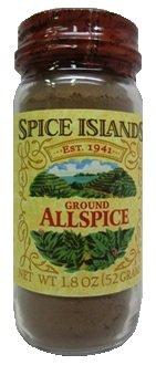 Spice Islands Ground Allspice, 1.8 Oz/ 52 g