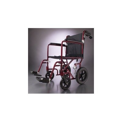 Excel Deluxe Aluminum Transport chair