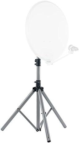 Sat Stativ Alu Maxview Teleskopierbar Mit Elektronik