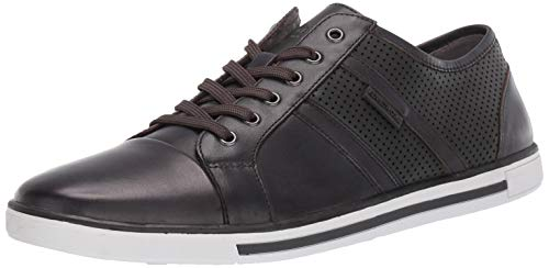 Kenneth Cole New York Men's Initial Step Sneaker Grey 9.5 M US