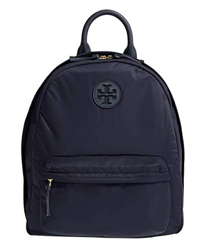 Tory Burch Ella Backpack Handbag Bag Tory Navy ()