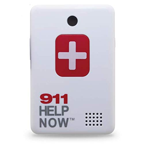 911 Help Now Emergency Pendent (Best No Contract Service Provider)