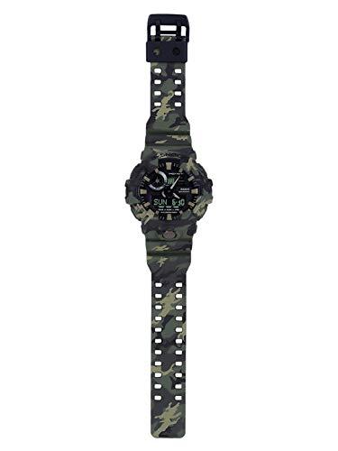 Casio G-Shock Analog-Digital Black Dial Men's Watch – GA-700CM-3ADR (G824)