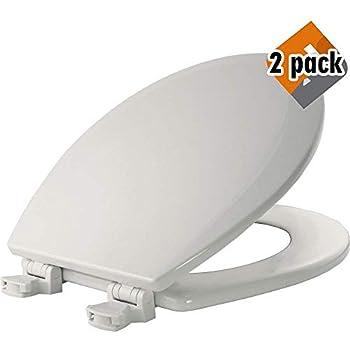 Bemis 500ec 000 Toilet Seat With Easy Clean Amp Change