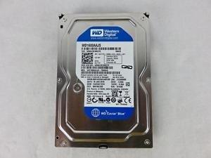 WD Caviar Blue WD1600AAJS 160GB 7200RPM 8MB Cache SATA Hard Drive- WD1600AAJS-75M0A0