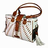 Backbone Cowboy Style Faux Leather Pet Carrier