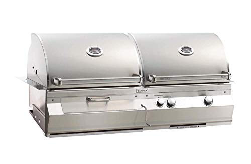 Fire Magic Aurora Series 46-Inch Built-in Gas and Charcoal Combination Grill (A830i-5EAP-CB), Propane