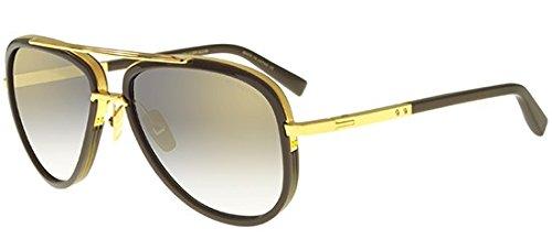 36a8c63548341 Gafas de Sol Dita MACH-TWO GREY GOLD GOLD GREY SHADED unisex  Amazon.es   Ropa y accesorios