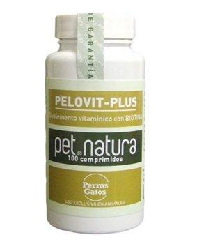 Suplemento vitamínico para mascotas PELO-VIT 100 cp. - Perros y gatos