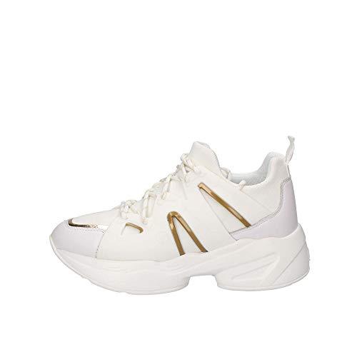 Bianco 07 Ginnastica Liu Da Sneaker Jog Basse Jeans sock Jo Donna Scarpe  Peach 74T4wt cb52c3fdeb9