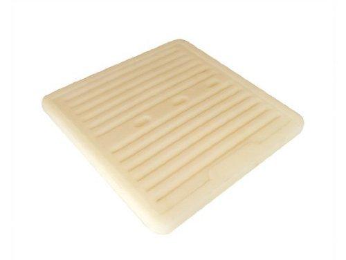 Justrite 24191 Polyethylene Shelf, 19-5/8