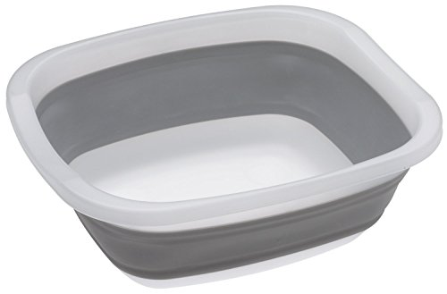 Prepworks by Progressive Collapsible Dish Tub (Plastic Colored Tubs)
