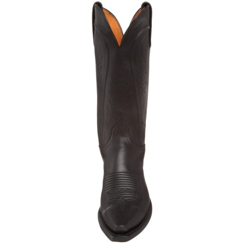 Lucchese by N4605 1883 54 Boot Black Womens Z7SFqwrxZ