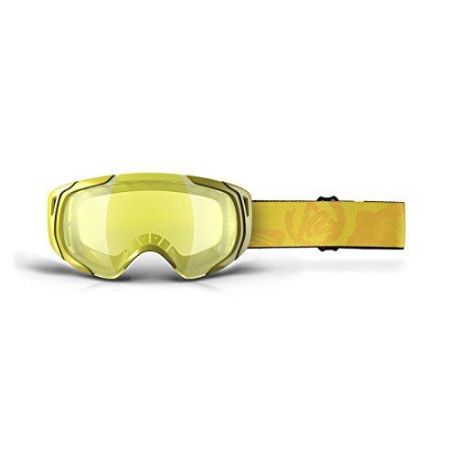 K2 Photo Antic DLX Ski Goggles, One Size, Yellow