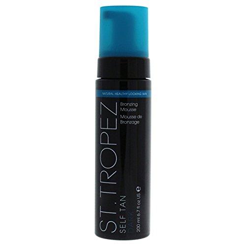 St. Tropez - Mousse bronceador oscuro, 198,143 ml