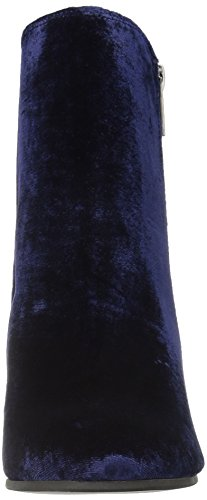 Zeh Shaynah Frauen Brand Lucky Stiefel Geschlossener Navy Fashion IwxqEEA4