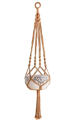 macrame plant hangers walmart price tracking for mkono colorful macrame plant hanger 7254