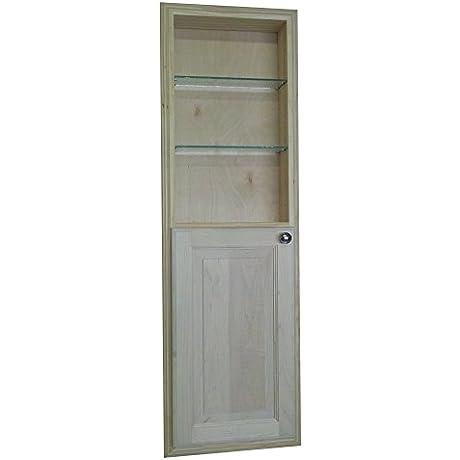Baldwin 15 5 X 49 5 Recessed Medicine Cabinet