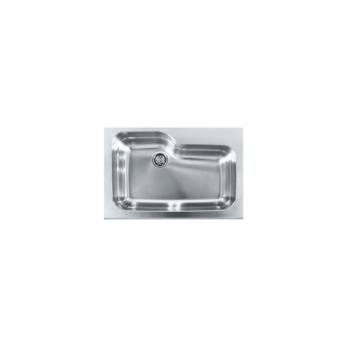 Franke MHX-ORX110 Manor House 33-Inch Orca-Style Single Bowl Apron-Front Kitchen Sink