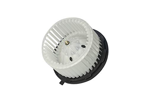 AC Heater Blower Motor - Fits Chevy Silverado, Tahoe, Avalanche, Suburban, Escalade, ESV, GMC Sierra, Yukon, Hummer H2 - Replaces 15-81683, 22741027, 20760618, 700164 - Automatic Temperature Control