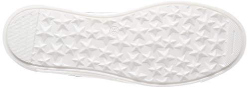 Mujer Blanco Para Cain Marc blanco 100 Zapatillas Sneaker RqwIzzXfx