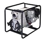 Tsurumi EPT3-80HA Engine Driven Trash Pump with Low Oil Sensor, 8 HP, 3'' Discharge