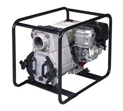 Tsurumi EPT3-80HA; Engine Driven Trash Pump, 360 GPM, 3