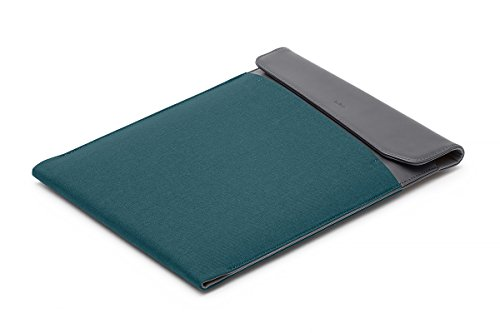 Bellroy Laptop Sleeve Extra 13'' Teal - Woven by Bellroy