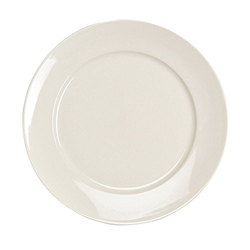 (Homer Laughlin China RE-21 Undecorated Ivory 7-3/8