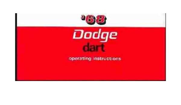 dodge dart owners manual 2015