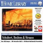GREAT COMPOSERS - SCHUBERT, BRAHMS