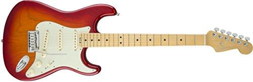 Fender American Elite Stratocaster - Aged Cherry Sunburst