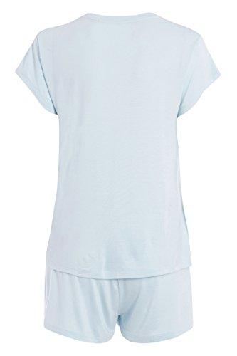 next Mujer Conjunto Pijama Novia Regular Ropa De Dormir Marfil