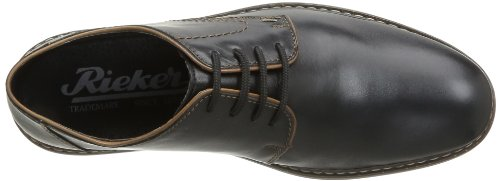 Rieker Mens Zim Lace Up Formal Shoes Black rA8cJYu