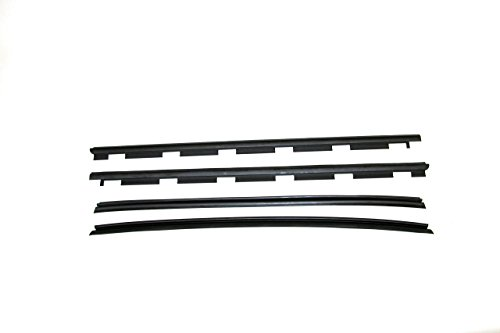 Fairchild Automotive KG2040 Inner and Outer Belt Weatherstrip Kit (Driver Side & Passenger Side)