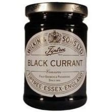 Tiptree Black Current Preserve, 12 Ounce - 6 per case.
