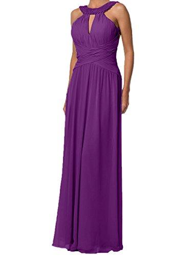 Rosa Abendkleider Violett Damen Langes Festlichkleider Promkleider Partykleider Linie Charmant Abschlussballkleider A 5xZwqT