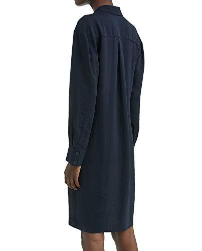 Dress Asymmetrical Bimba Lola Damen y 182BR9027 Blue Shirt qtYO7