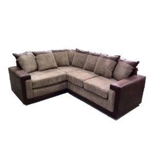 inca large corner sofa left hand corner unit amazon co uk