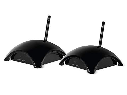 - Monoprice 109194 Wireless Dual Band IR Remote Control Extender Upto 328-Feet