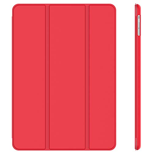 - JETech Case for iPad Air 1st Edition (NOT for iPad Air 2), Smart Cover with Auto Wake/Sleep, Red