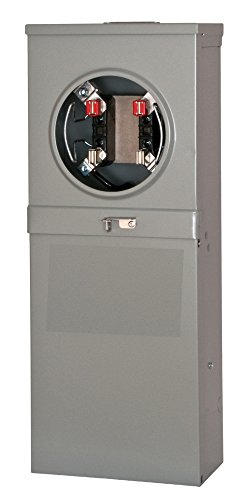 Siemens LGP1F77TS Gfci Protected 50 Amp 14-50R and Two 20...