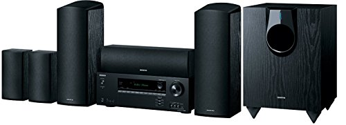 Onkyo 925W Home Theater System Black HT-S5800